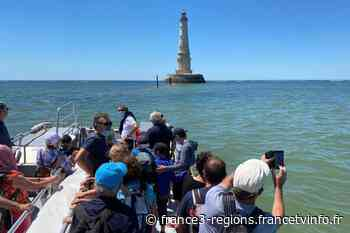 Royan : le phare de Cordouan accueille de nouveau les visiteurs - France 3 Régions