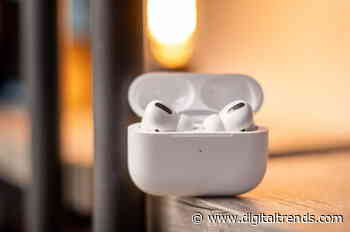 Quick! Apple AirPods Pro down to lowest-ever price — today only
