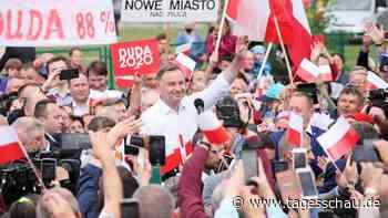 """Kommentar zur Wahl in Polen: Das schwierige """"Ja"""" der Polen"""