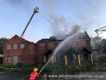 Arsonists keep fire crews busy with multiple blazes started - Peterborough Telegraph