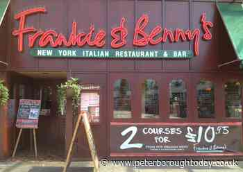 Peterborough's Frankie and Benny's to re-open - Peterborough Telegraph
