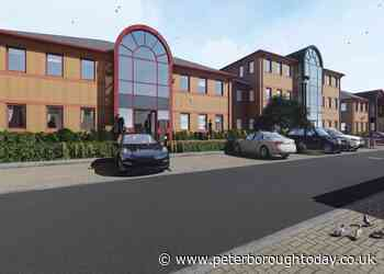 Plans to convert Peterborough offices into dozens of studio apartments submitted - Peterborough Telegraph