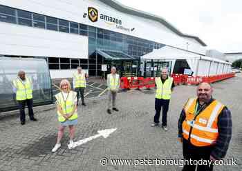 Coronavirus: Internet giant showcases action to protect staff in Peterborough - Peterborough Telegraph