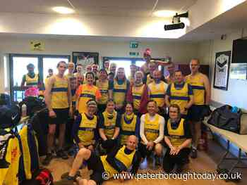 The Peterborough running club formed to help a journalist produce a magazine! - Peterborough Telegraph