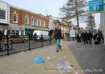 Letter: Market area is embarrassment - Peterborough Telegraph