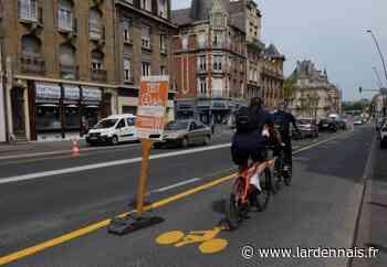 circulation : Les doubles voies de retour avenue d'Arches à Charleville-Mézières - L'Ardennais