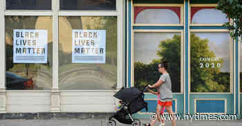 'A Slap in the Face': N.Y. Town Rejects Black Lives Matter Painting