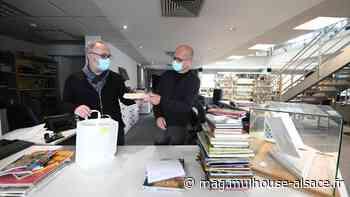 Médiathèque de Wittenheim : les «prêts à emporter» | m2A et moi ! Le mag de Mulhouse Alsace Agglomération - m2A et moi ! Le mag de Mulhouse Alsace Agglomération