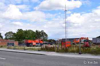 Verkavelingswerkzaamheden oude rijkswachtkazerne in Zonnebeke afgerond - Krant van Westvlaanderen