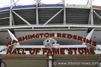 Washington's NFL team drops 'Redskins' name after 87 years - Smithers Interior News