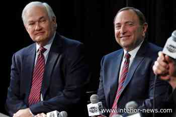 NHL, players take collaborative approach in bid to resume - Smithers Interior News
