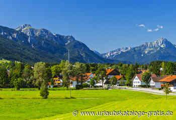 Aufatmen in den Bergen | Halblech, Allgäu - Urlaubskataloge-gratis