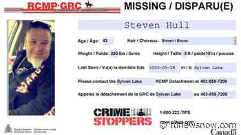 Search continues for Sylvan Lake man missing since May - rdnewsnow.com