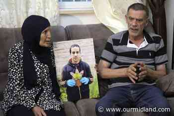 Family told no footage of shooting of autistic Palestinian - Midland Daily News