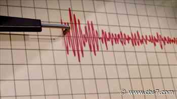 USGS records 2.6 magnitude earthquake north of Midland - KOSA