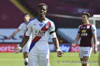 Palace player Zaha wants action against online racial abuse - Midland Daily News
