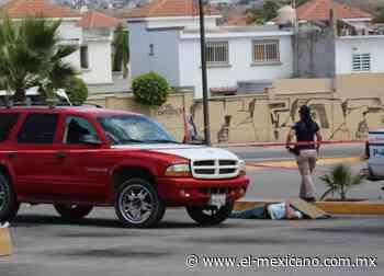 Asesinan a dos personas dentro de la plaza Santa Anita - El Mexicano Gran Diario Regional