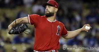 Angels pitcher Patrick Sandoval says he tested positive for COVID-19