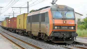 Une motrice ferroviaire prend feu à Vendin-le-Vieil, les caténaires épargnées - France Bleu