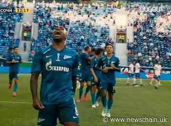 Malcom's sublime goal against FK Sochi - NewsChain