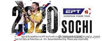 In First Signs of Live Event Revival, PokerStars Spreads EPT Sochi Qualifiers Online - Poker Industry PRO