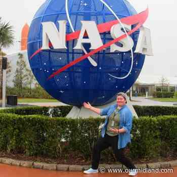 Roberts shoots for the stars as a NASA intern - Midland Daily News