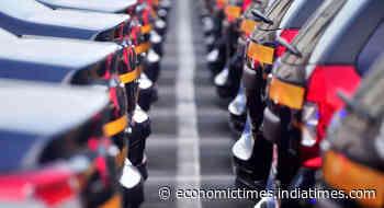 Auto sector reels under losses as lower incomes, moratorium alter auto finance dynamics - Economic Times
