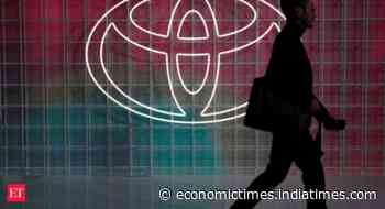Toyota launches finance schemes, including 55% assured buyback for Yaris, Glanza - Economic Times