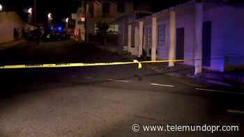 Investigan doble asesinato en carretera PR-842 de Caimito - Telemundo Puerto Rico