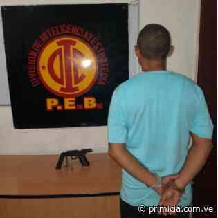 Capturan a solicitado por homicidio en Ciudad Bolívar - primicia.com.ve