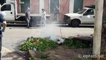 Exesgrimista murió electrocutado mientras caminaba por el Casco Histórico de Ciudad Bolívar - El Pitazo