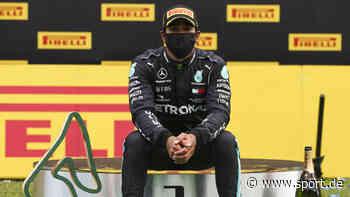 Formel 1: Lewis Hamilton verrät: Das war ein Vorteil für mich - sport.de