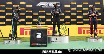 Pokale auf Roboter-Boxen: Lewis Hamilton findet's übertrieben - Formel1.de