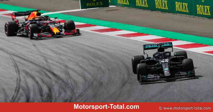 Max Verstappen: Lewis Hamilton hat doch nur mit uns gespielt - Motorsport-Total.com