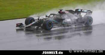 F1-Qualifying Spielberg 2020: Lewis Hamilton meistert den Regen - Formel1.de