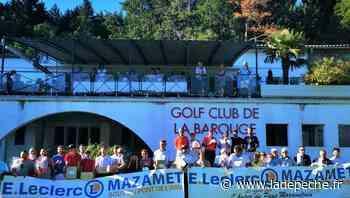 Mazamet. Succès au golf de La Barouge - LaDepeche.fr
