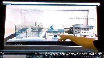 Horb a. N.: Kunststoff-Fertigung, gesteuert im Homeoffice - Schwarzwälder Bote