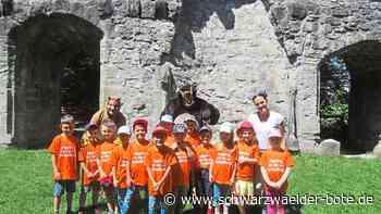 Horb a. N.: Vorschulkinder erleben Theaterstück vom Grüffelo - Schwarzwälder Bote