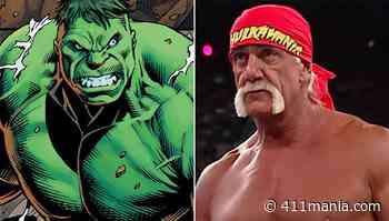 Ask 411 Wrestling: Does Marvel Comics Own Hulk Hogan's Name? - 411mania.com