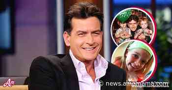 Charlie Sheen Shares 5 Kids with 3 Different Women — What Is Known about His Family - AmoMama
