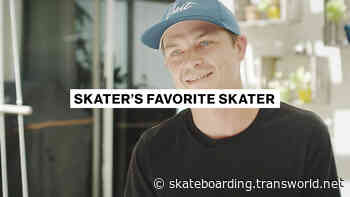 Skater's Favorite Skater | Ryan Gallant