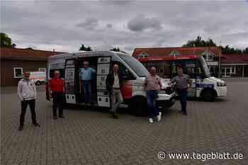 Ab heute fährt der neue Bürgerbus - TAGEBLATT - Lokalnachrichten aus Harsefeld. - Tageblatt-online