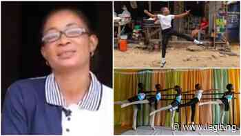 Mother of young boy who went viral for dancing in the rain speaks - NAIJA.NG