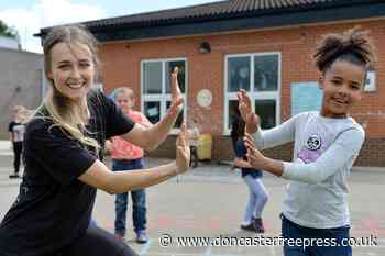 Triumphant homecoming to Doncaster primary school for Royal Ballet star - Doncaster Free Press