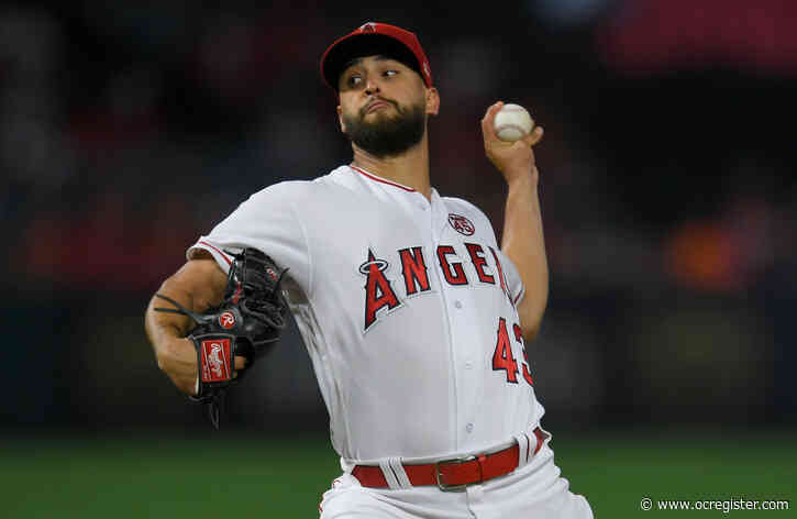 Patrick Sandoval returns to Angels after bout with the coronavirus