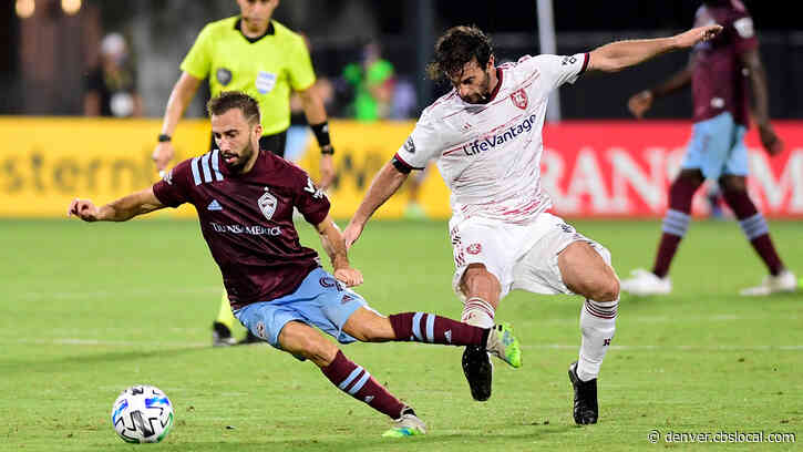 Colorado Rapids Lose For First Time This Year