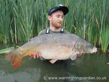 Six carp at Warrington Anglers' Association's Appleton Reservoir - Warrington Guardian