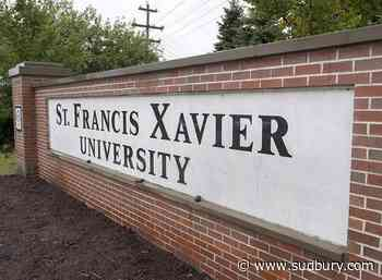 Students at St. Francis Xavier University protest wording of COVID-19 waiver