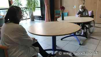 Les EHPAD de l'hôpital de Loos-Haubourdin restent prêts à affronter un retour du COVID - La Voix du Nord