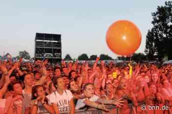 Wehmut wegen abgesagten Happiness-Festivals in Straubenhardt - BNN - Badische Neueste Nachrichten